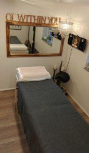 Effektiv massage og akupunktur
