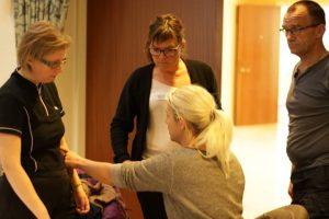 Akupunkturundervisning KliniQ